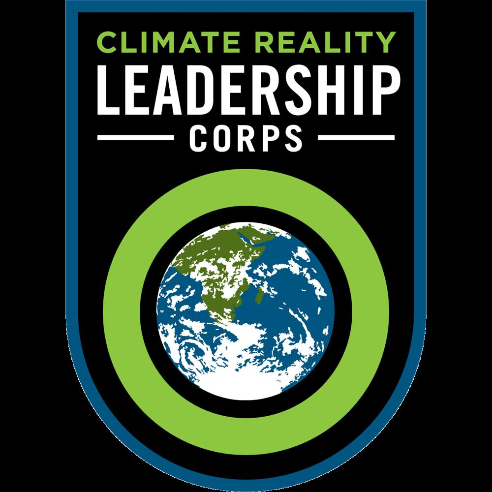 Climate Reality Leadership Corps training