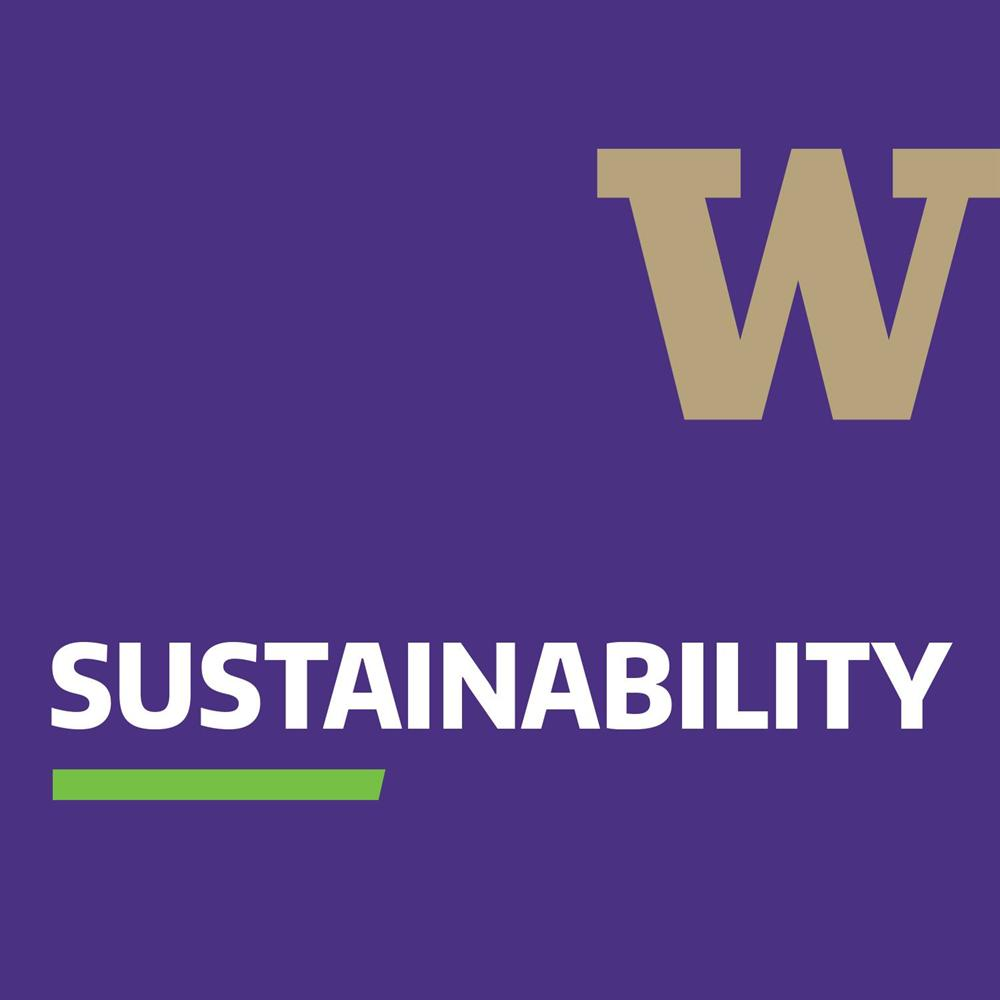 UW Sustainability on Red Square