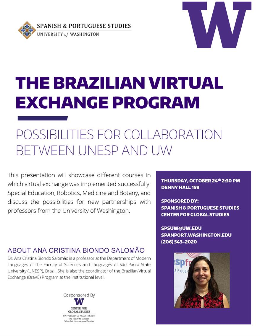 The Brazilian Virtual Exchange Program