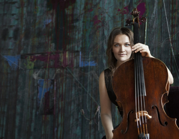 Faculty Recital: Sæuun Thorsteinsdóttir, cello