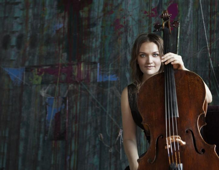 Faculty Recital: Sæuun Thorsteinsdóttir, cello