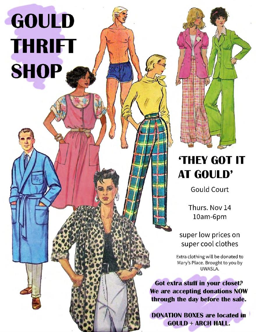 Gould Thrift Shop