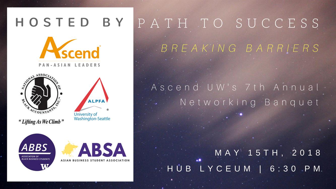 Networking Banquet: Path to Success