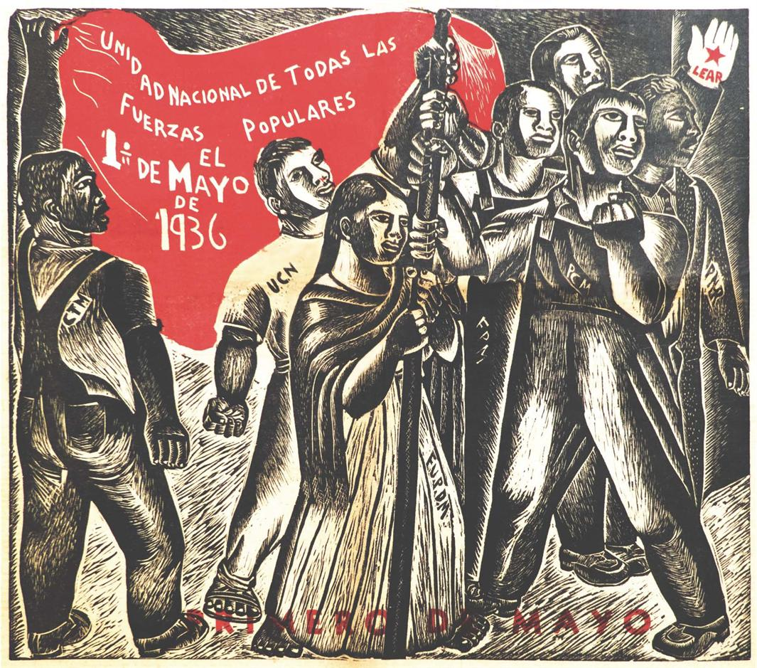 """Picturing the Proletariat: Artists and Labor in Revolutionary Mexico, 1908-1940."" by John Lear"