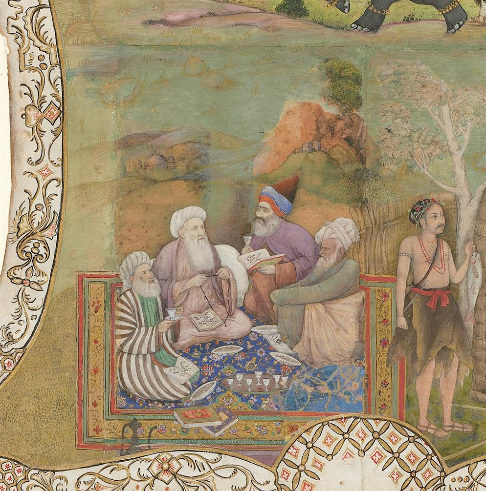 Visiting Scholar Lecture - Yael Rice on Mughal albums