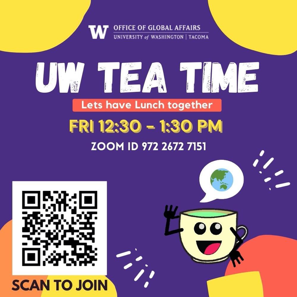 UW Teatime