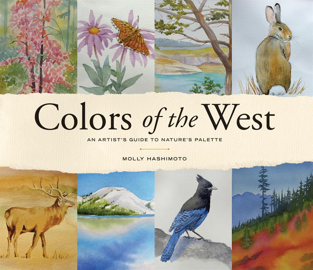 Art Exhibit: Colors of the West by Molly Hashimoto
