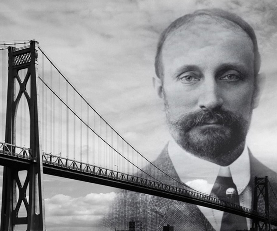 Bridging Urban America:  the Story of Ralph Modjeski