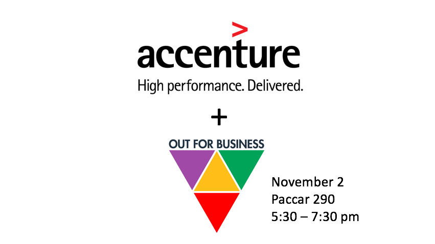 Accenture+Out for Business Panel