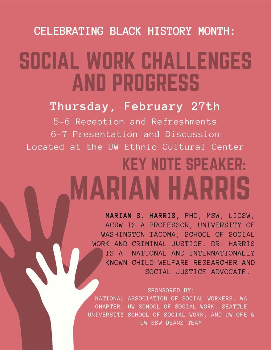 Social Work Challenges and Progress