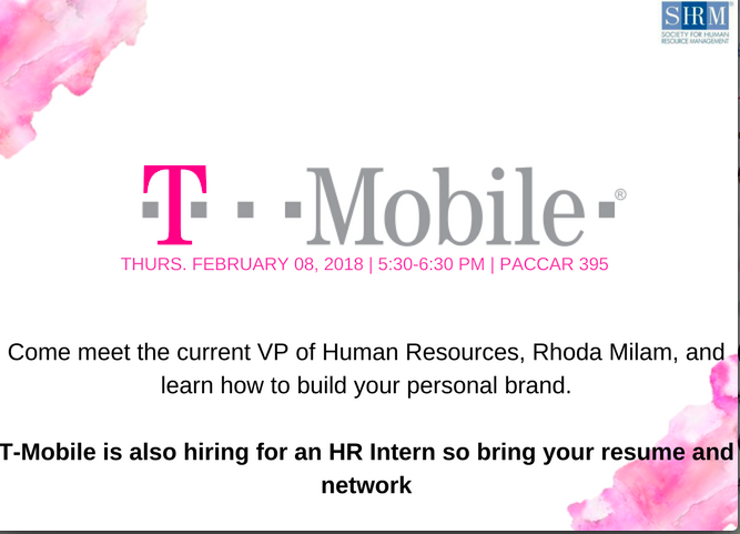 T-Mobile: Build Your Personal Brand