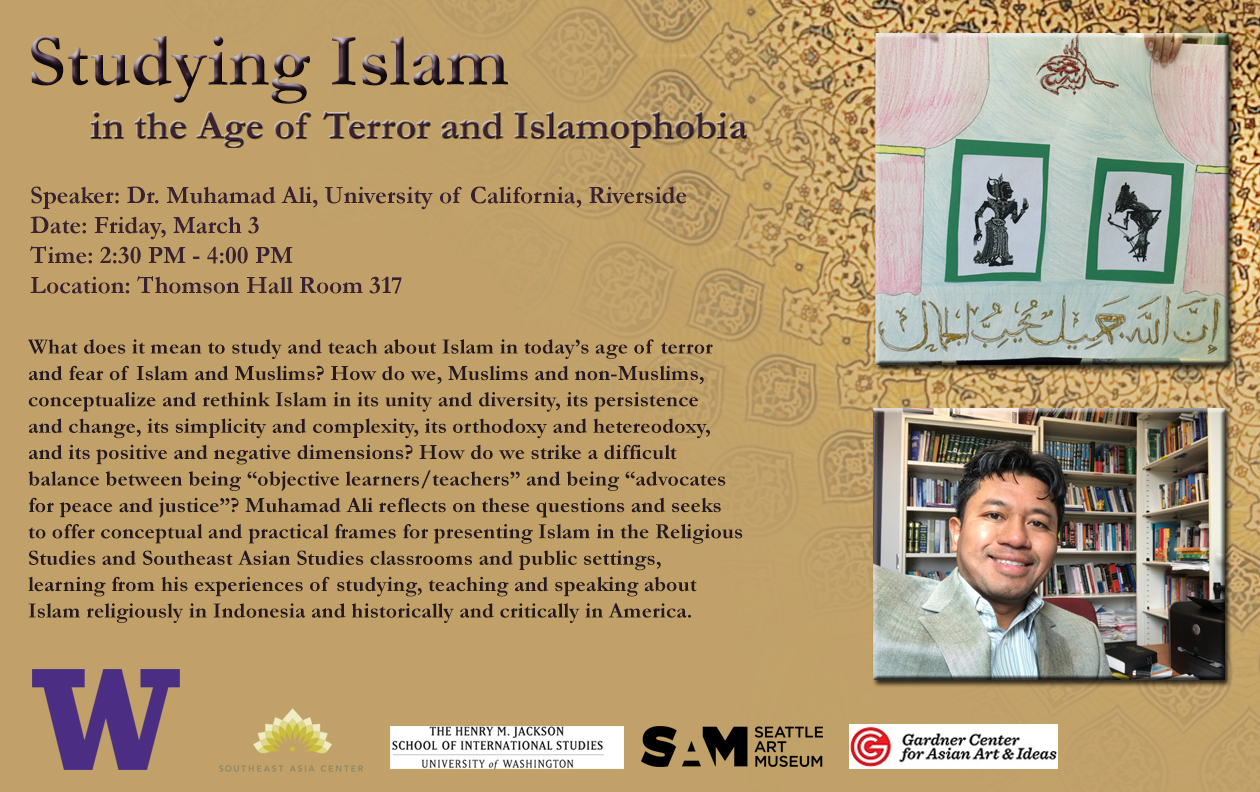 Studying Islam in the Age of Terror and Islamophobia