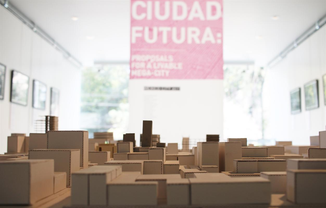 Gallery Exhibit Reception: Ciudad Futura