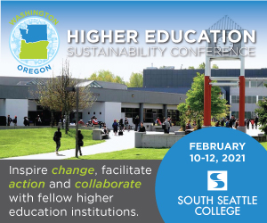 Washington & Oregon Higher Education Sustainability Conference