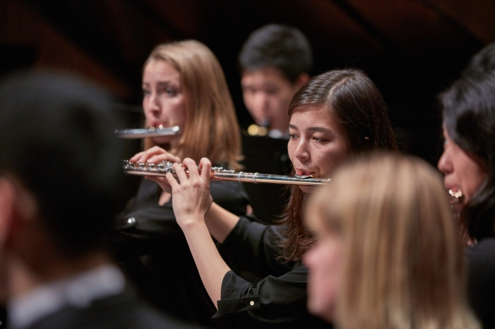 "Wind Ensemble with Ben Lulich, clarinet: ""China Tour Preview Concert"""