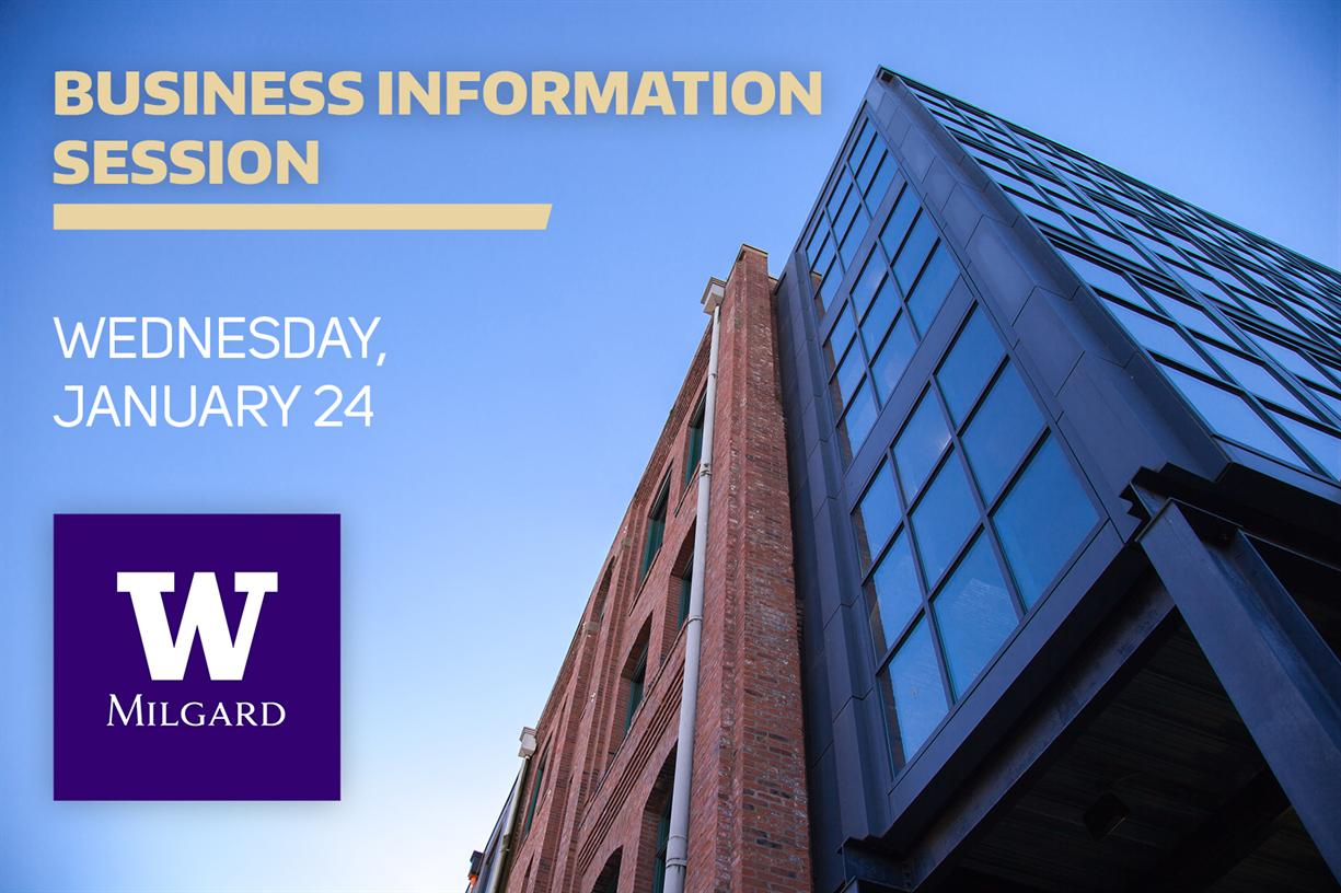 Business Info Session