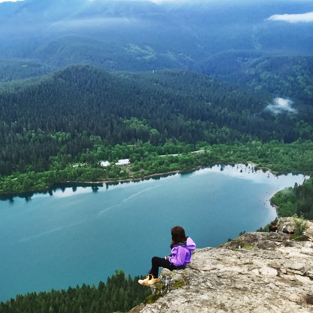 Rattlesnake Ledge Hike
