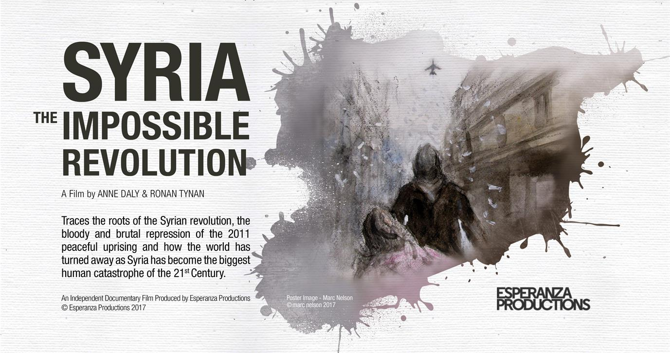 FILM | Syria - The Impossible Revolution with award-winning filmmaker