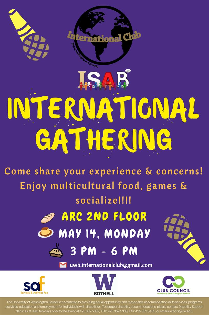 International Gathering / ISAB