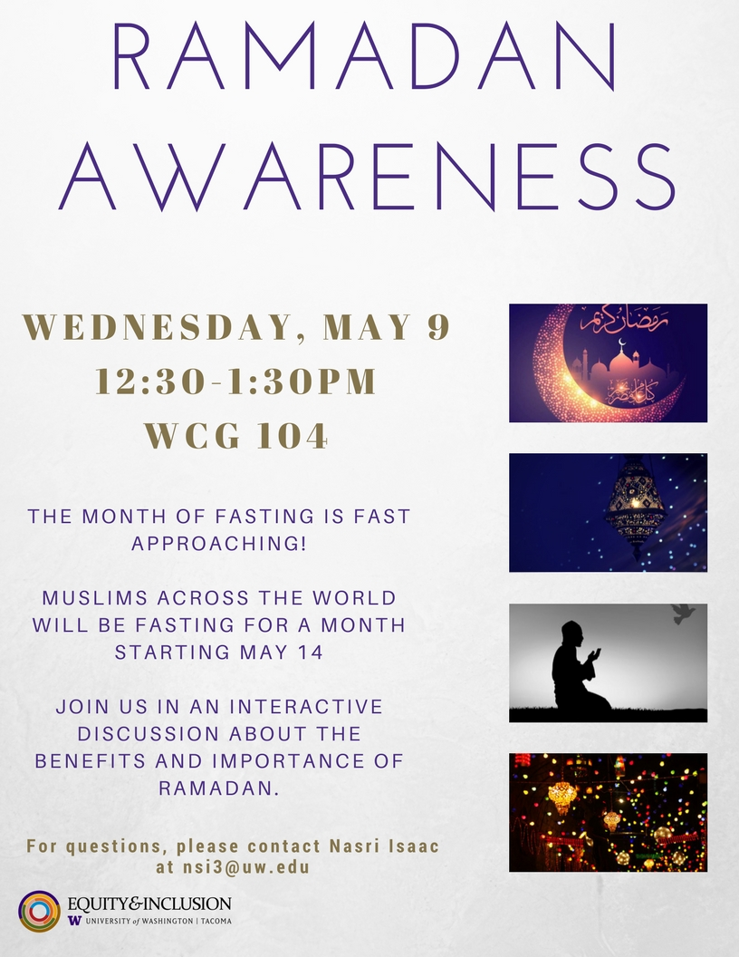 Ramadan Awareness Event