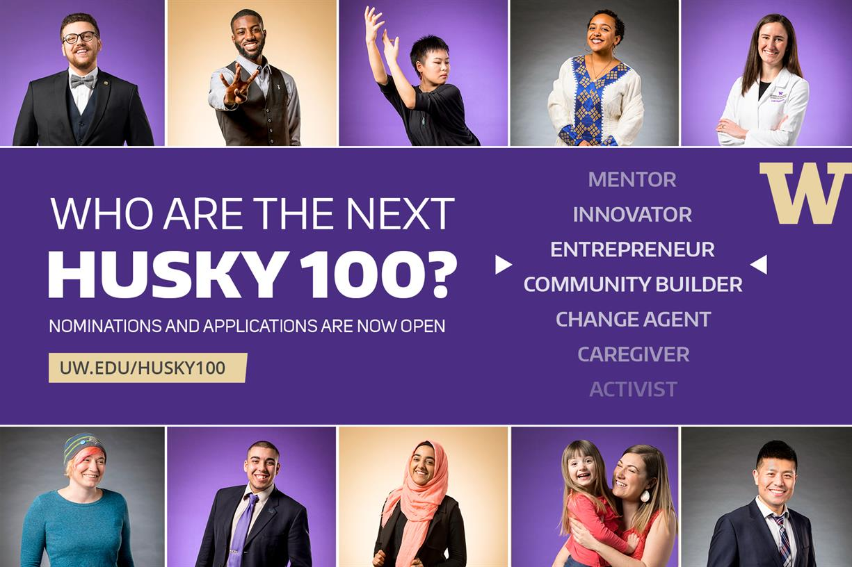 Husky 100 Info Session