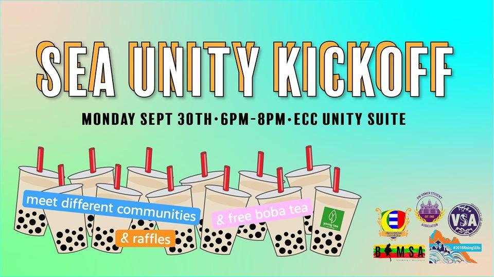 SEA Unity Kickoff