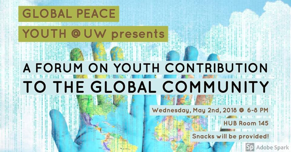 Discover Your Purpose: Youth Contribution To The Global Community