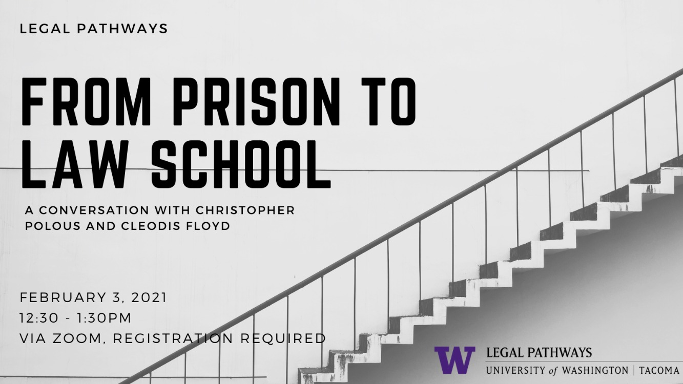 From Prison to Law School