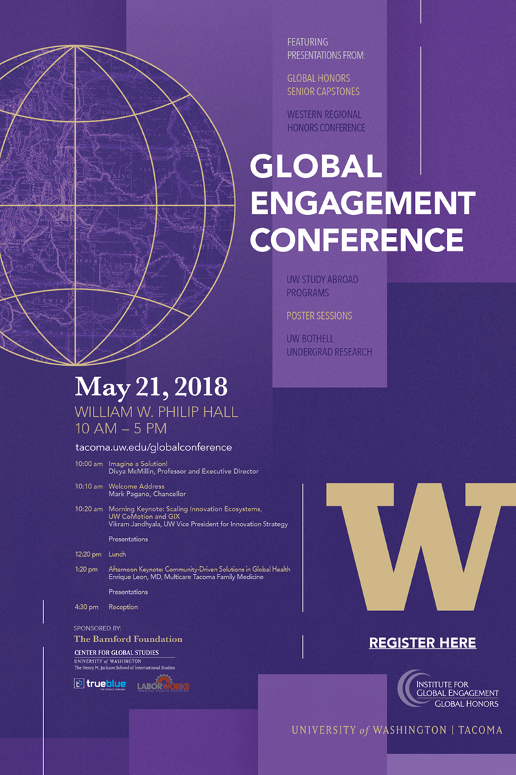 DEADLINE - Global Engagement Conference
