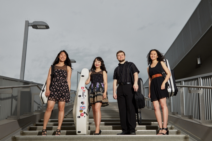 Student Scholarship Chamber Group: Corda Quartet