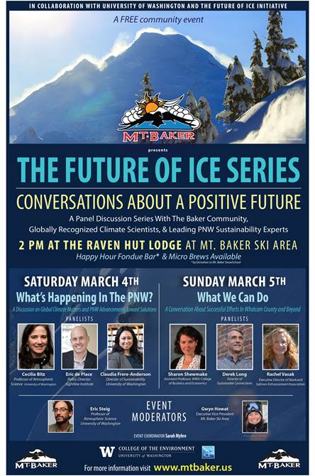Future of Ice Discussion Series