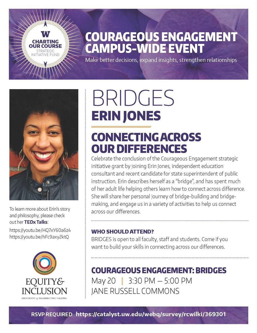 BRIDGES ERIN JONES - CONNECTING ACROSS OUR DIFFERENCES