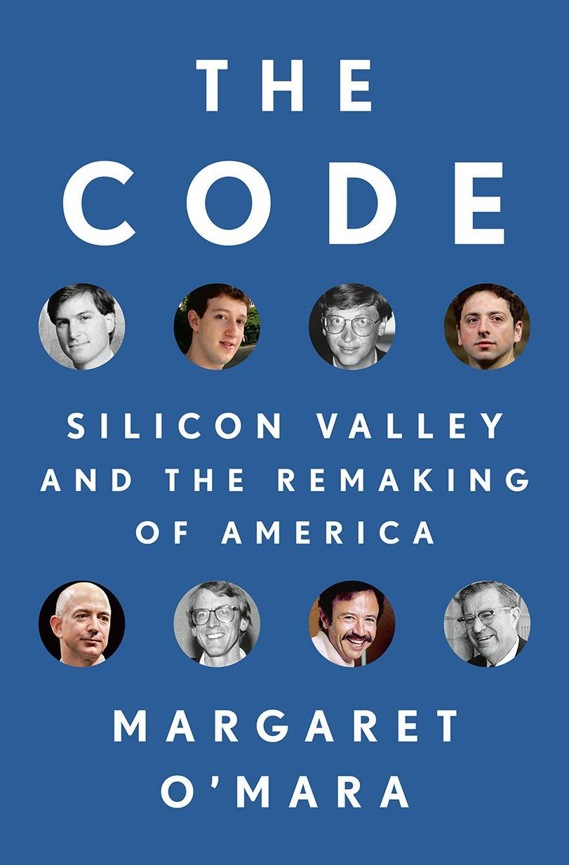 Book Launch - Margaret O'Mara: The Code