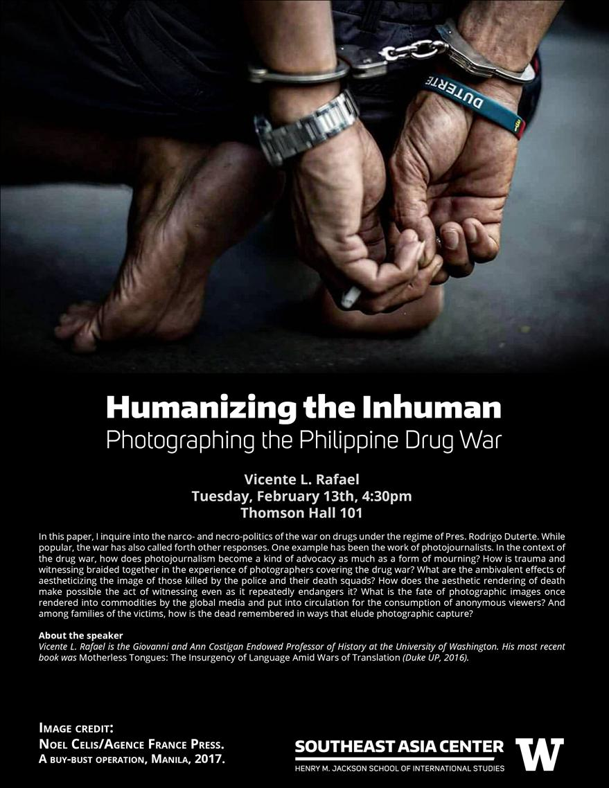 Humanizing the Inhuman: Photographing the Philippine Drug War