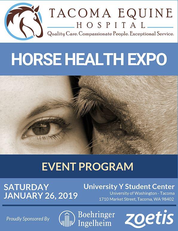 Tacoma Equine Hospital Horse Health Expo