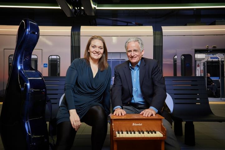 Faculty Recital: Craig Sheppard, piano; Saeunn Thorsteindottir, cello