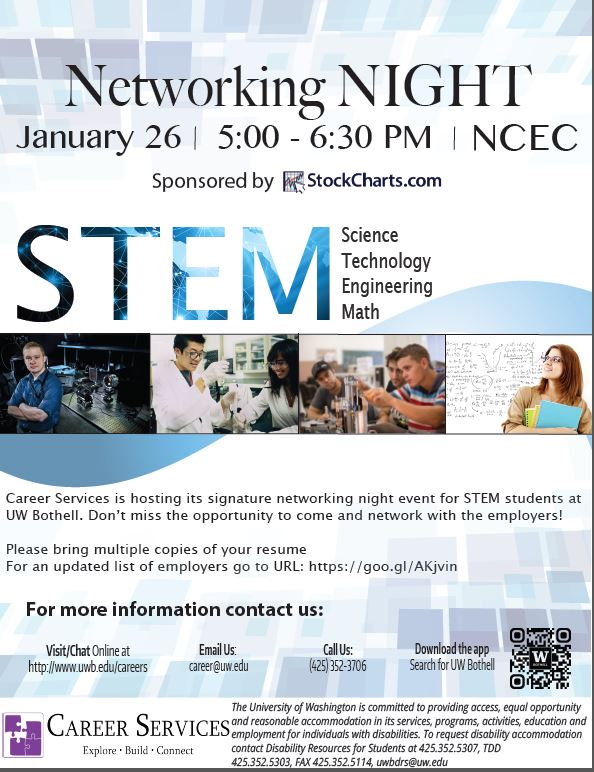 STEM Networking Night