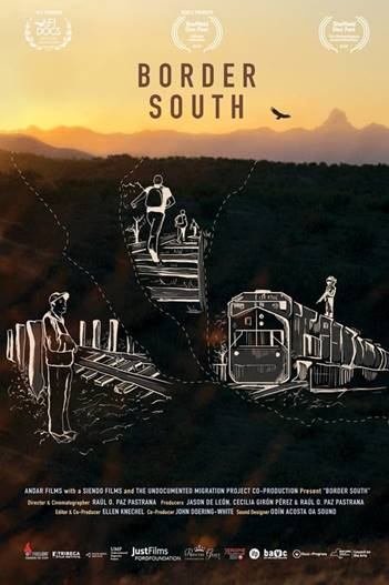 Migration, Art, and Politics Film Screening: Border South/Frontera Sur (Raúl O. Paz Pastrana, 2019), followed by a Q&A with A Discussion with Raúl Paz Pastrana and Jason de León on Oct 29