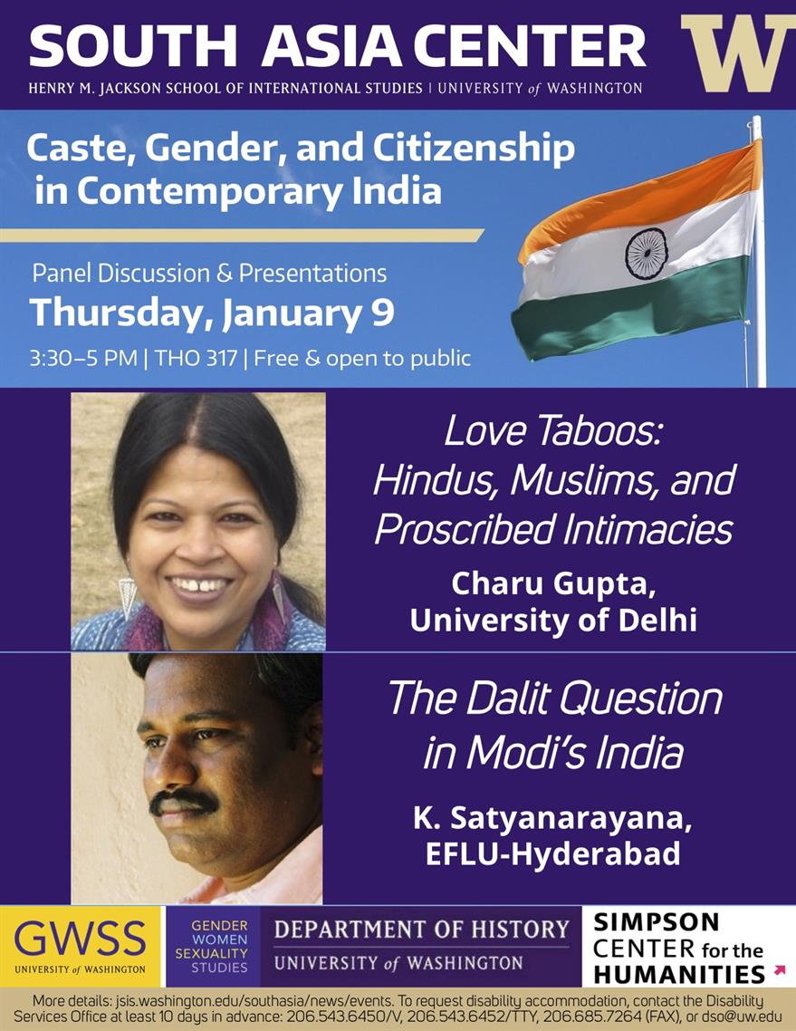 Caste, Gender, and Citizenship in Contemporary India