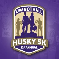 12th annual UW Bothell Husky 5K