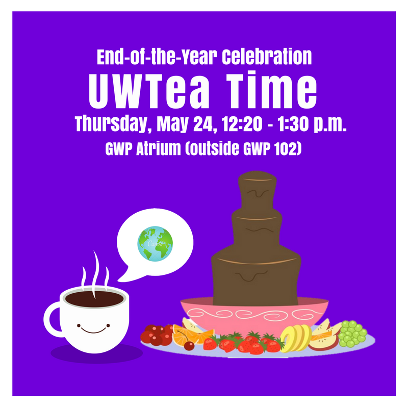End-of-the-Year UWTea Time