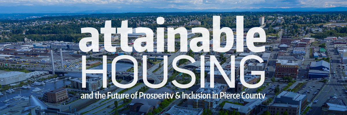 UW Tacoma Urban Studies Forum: Attainable Housing and the Future of Prosperity and Inclusion in Pierce County