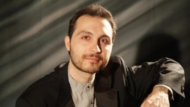 Guest Artist Recital: Antonio Pompa-Baldi,  piano