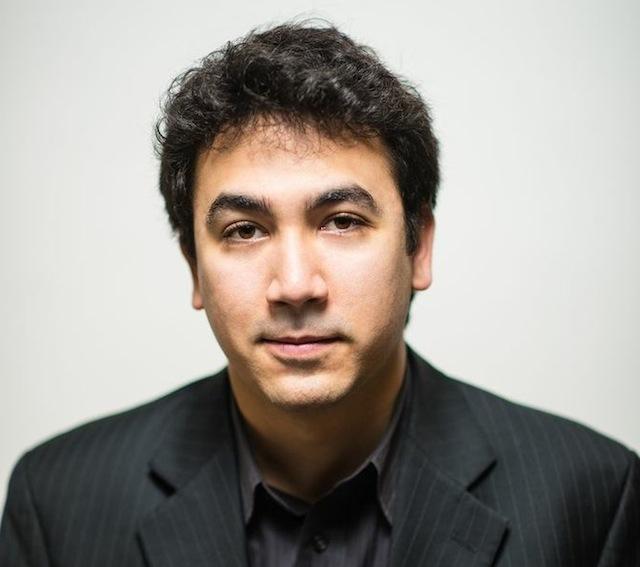 Catch a Rising Star: Scott Cuellar, piano