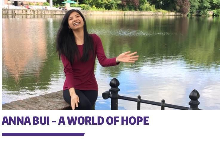 "Anna Bui World of Hope Fundraiser - ""A Taste of Vietnam"""