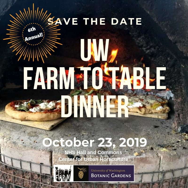 6th Annual Farm to Table Dinner