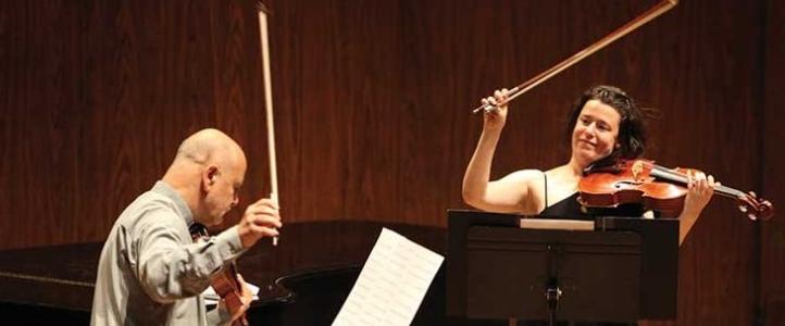Faculty Recital: Melia Watras and Atar Arad, viola
