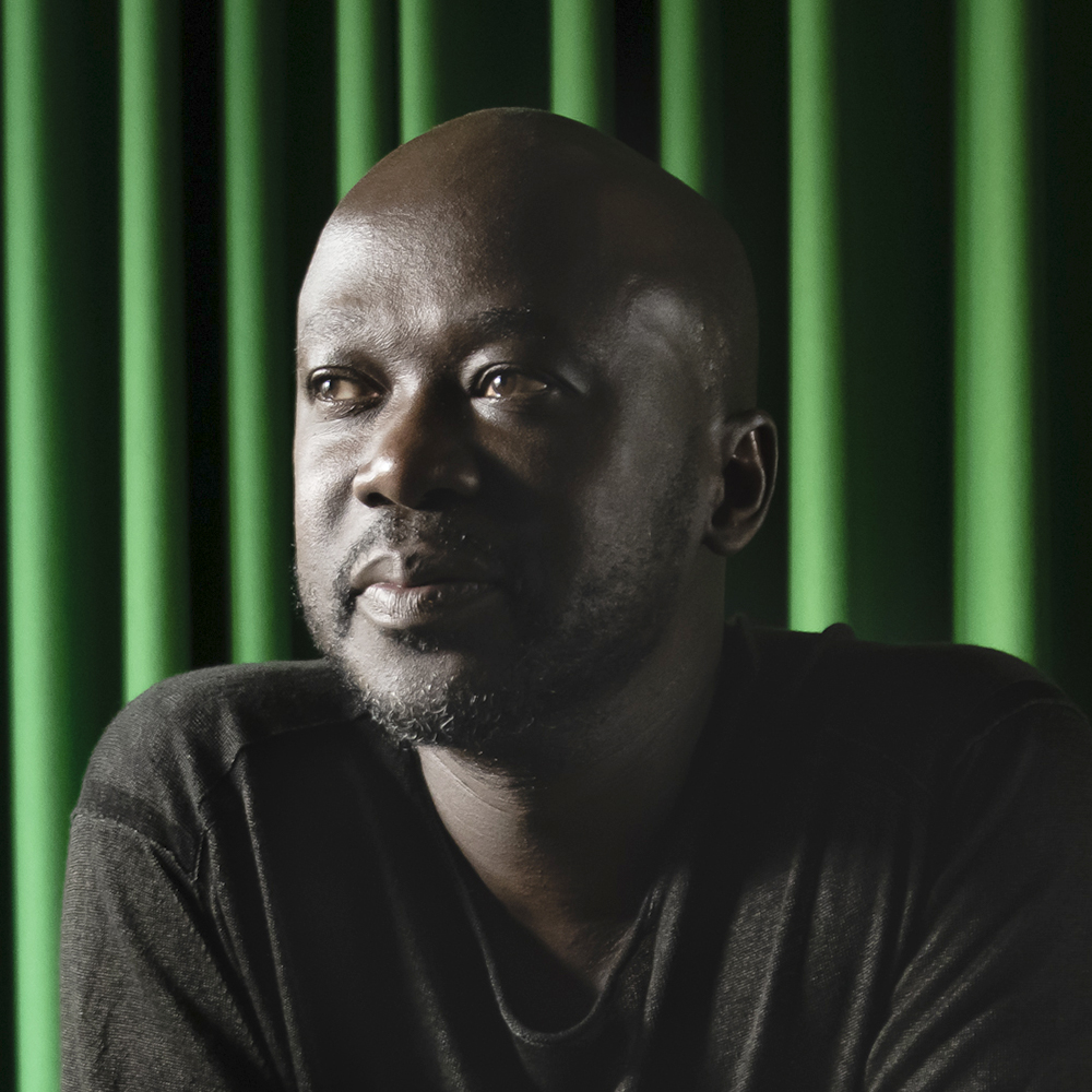 CANCELLED - Public Lecture with Sir David Adjaye OBE