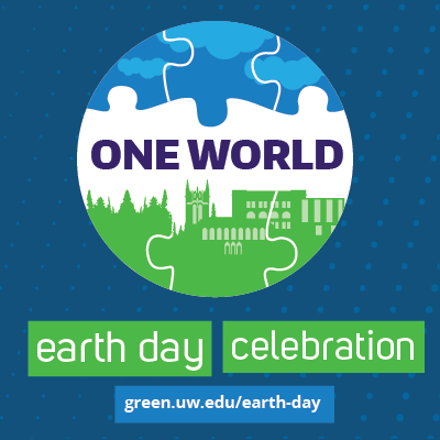 UW Earth Day celebration