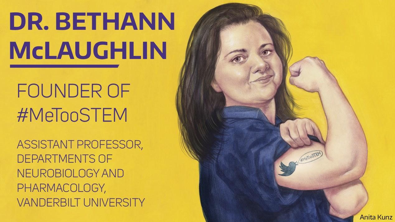 #MeTooSTEM Seminar - BethAnn Mclaughlin